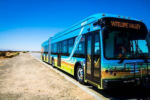 AV Transit Commuter Bus to SCV