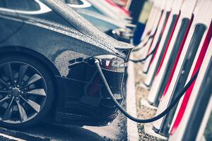 Electric Race Cars