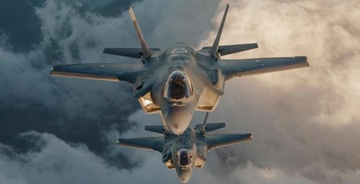 F-35 Lockheed Martin