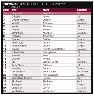 FDI City of the future