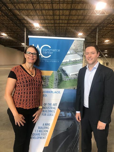 IAC Commerce Center opens phase 1