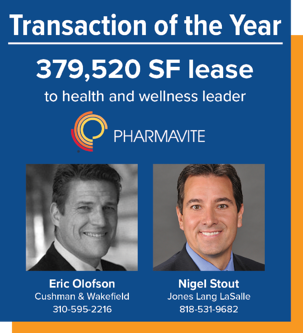 SCVEDC - Transaction of the Year