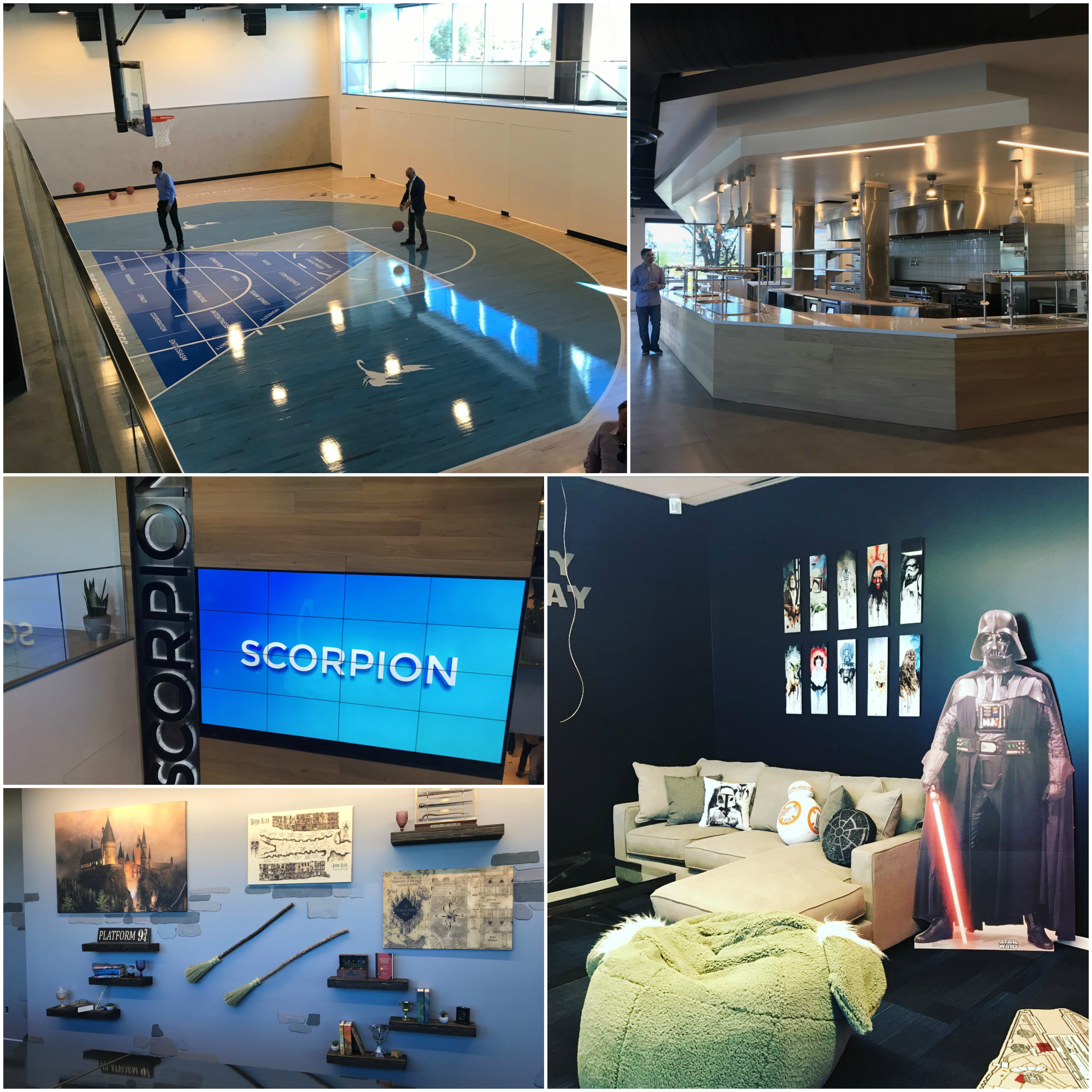 Scorpion opens new HQ in the Santa Clarita Valley
