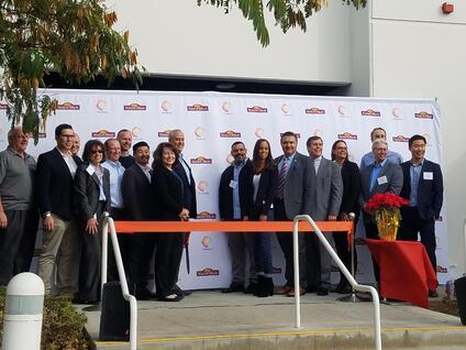 pharmavite ribbon cutting