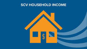 SCV Household Income