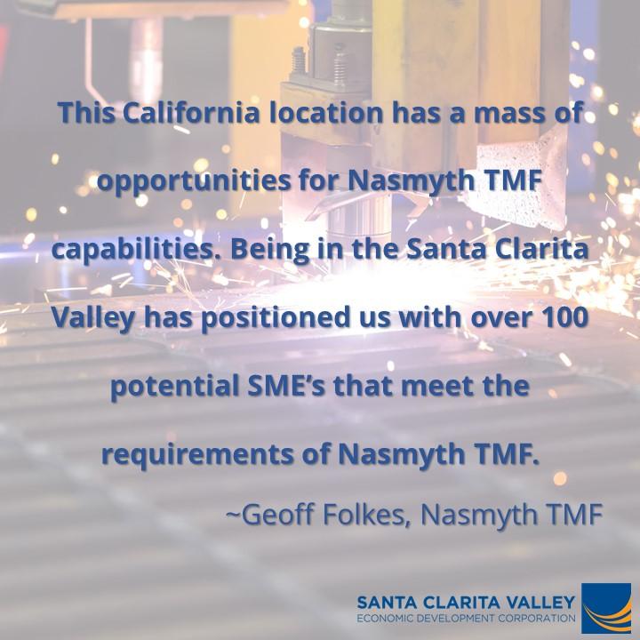 Nasmyth TMF Santa Clarita Valley