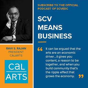 SCV Means Business Podcast_CalArts
