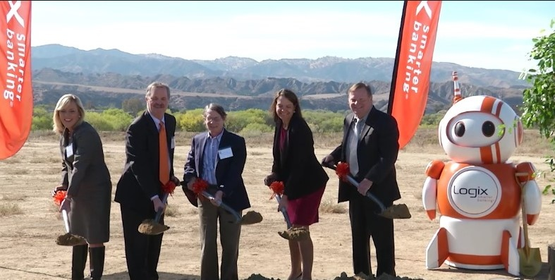 Logix breaks ground in Santa Clarita