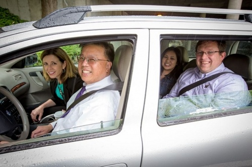 Vanpool Santa Clarita Valley